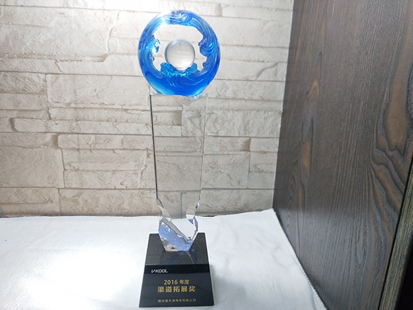 2016年度渠道拓展奖