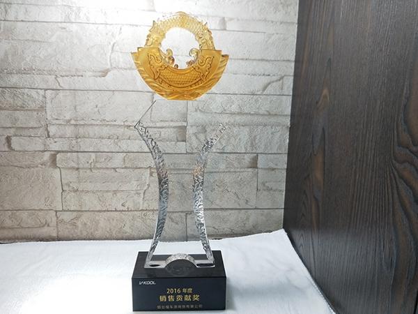 2016年度销售贡献奖